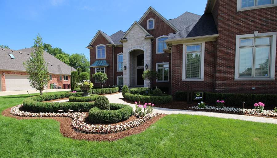 Shelby Township Landscaping