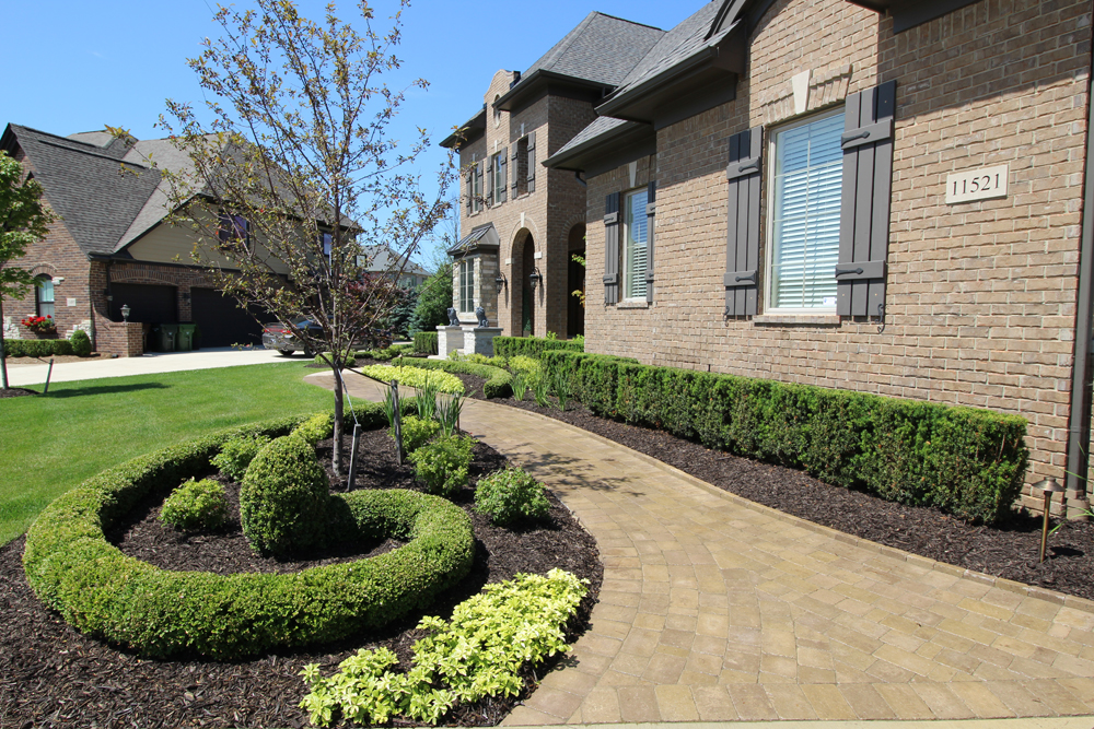 Shelby Twp Michigan Landscaping