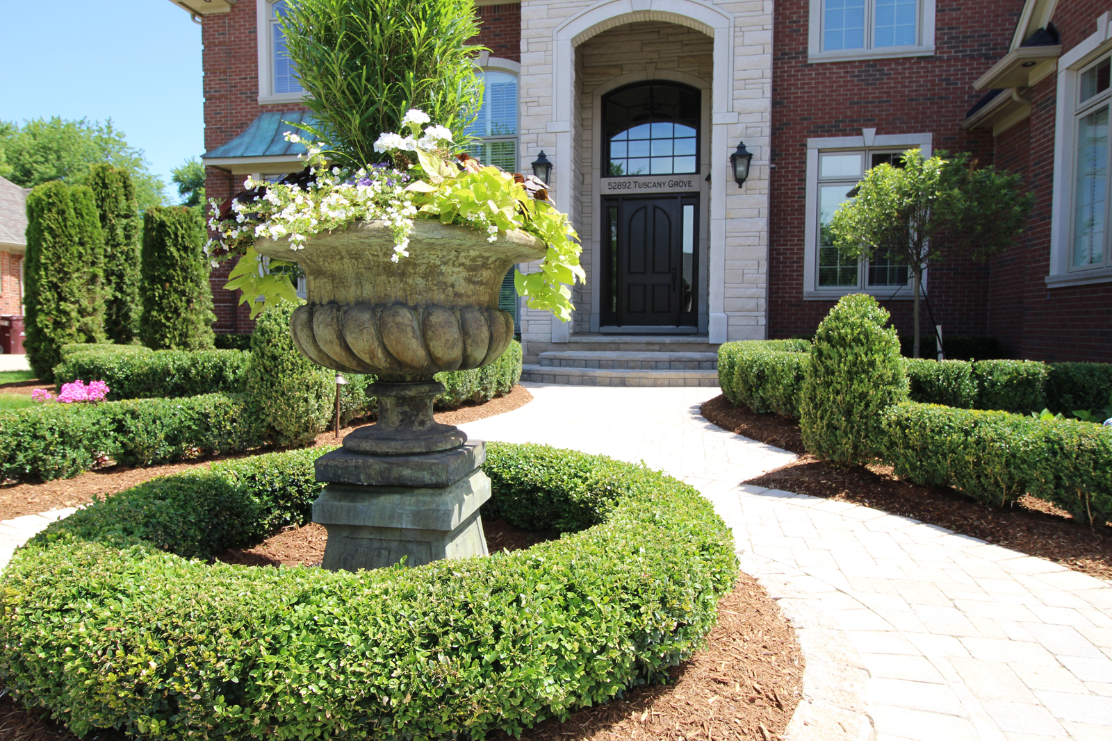 Oakland County Michigan Landscaping Company
