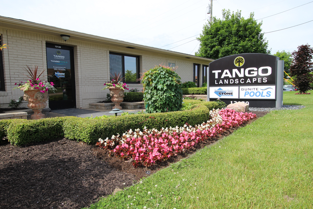 Tango Landscaping Offices