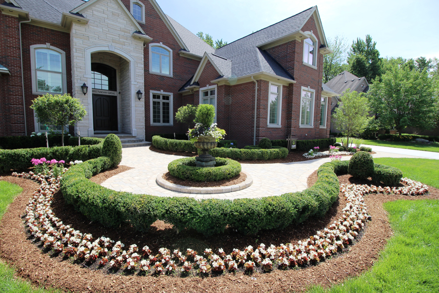 Shelby Twp Landscaping